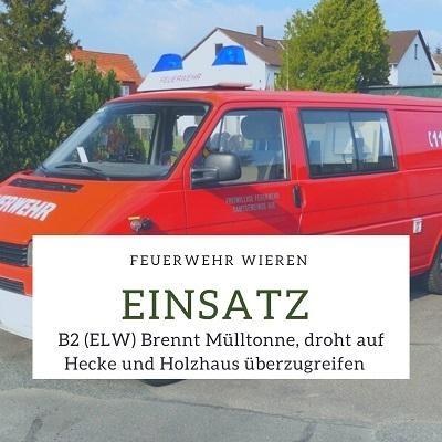 ELW-Einsatz